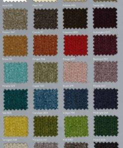 Iris Colour Card